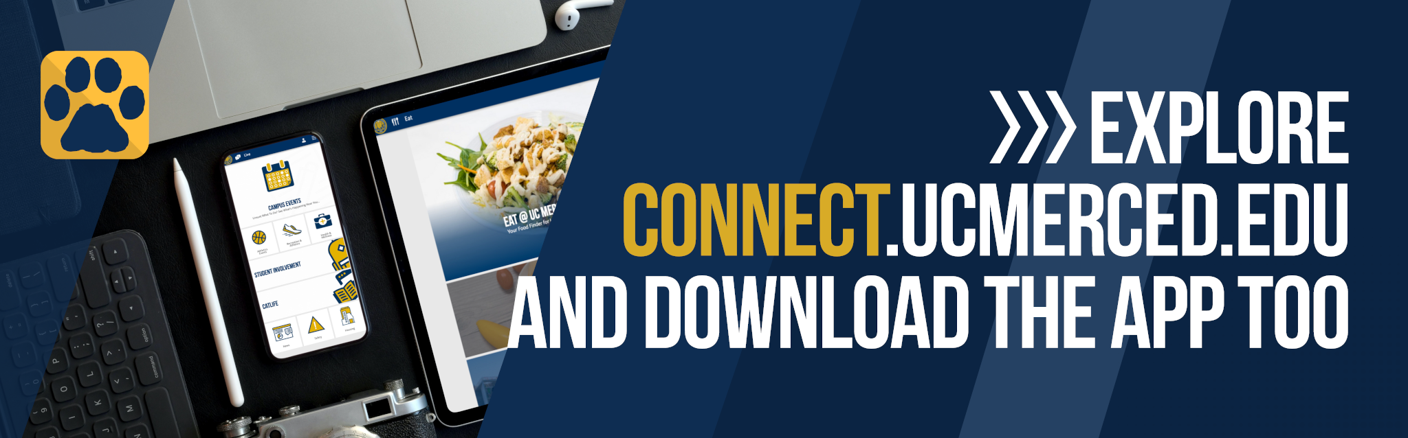 Connect header image